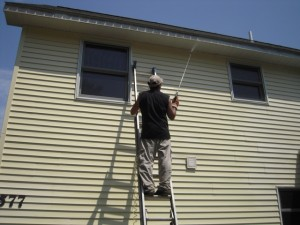 Power Washing and Painting Services in Traverse City